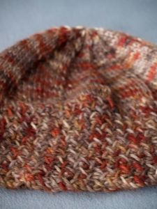 Here's my favourite fabulous knit hat!