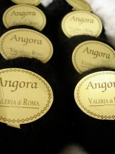 Luscious angora...
