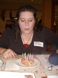 Happy birthday, Suzanne!