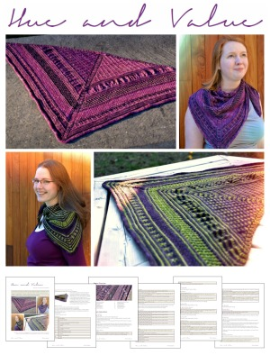 hue & value preview for ravelry
